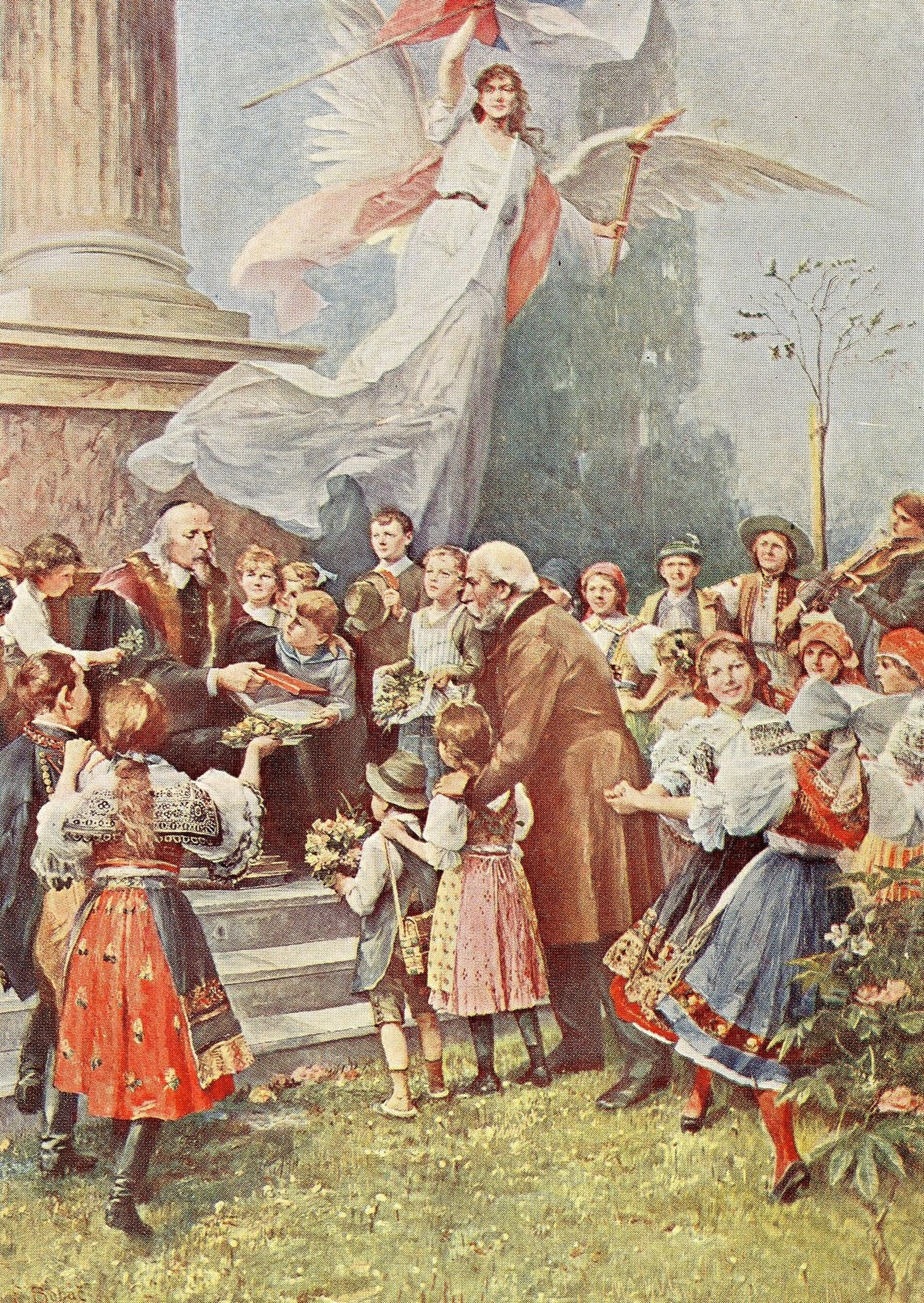 430. výročí narození J. A. Komenského