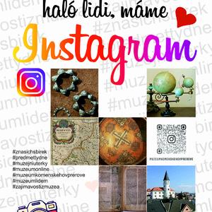 Muzeum je na Instagramu