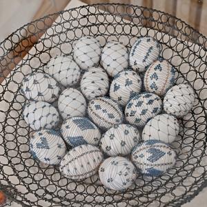 Věra Studená - drátovaná Vajíčka