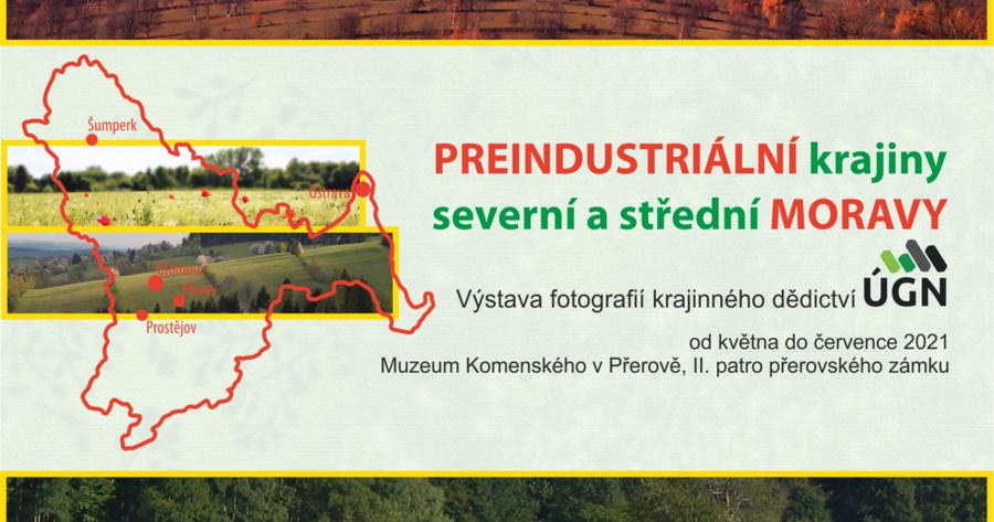 Preindustriální krajiny severní a střední Moravy