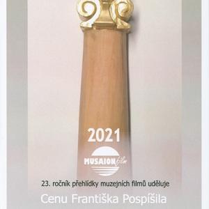 2021 Cena Fr. Pospíšila Musaionfilm
