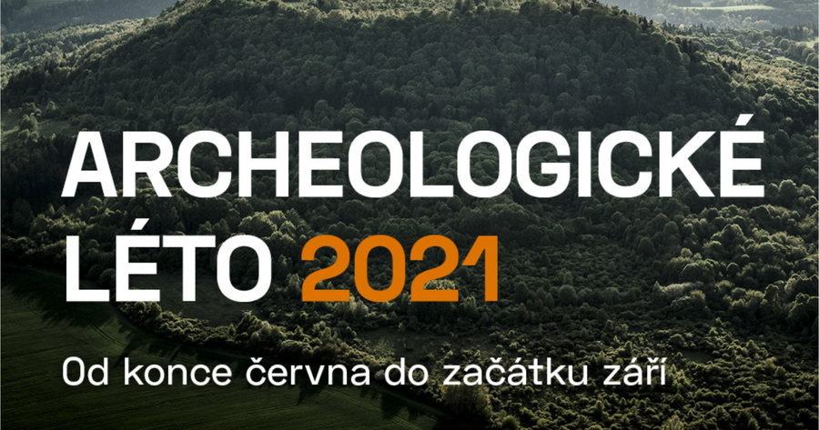 Archeologické léto 2021