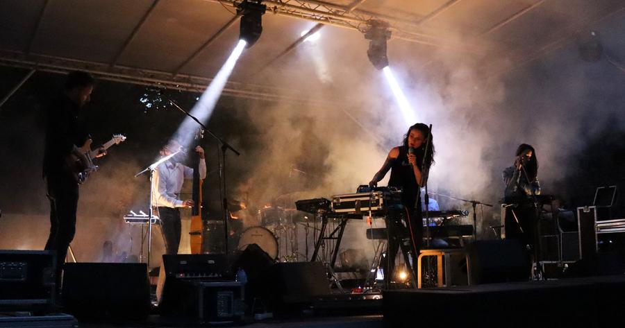 Koncert: Lenka Dusilová feat. Květy (2021)