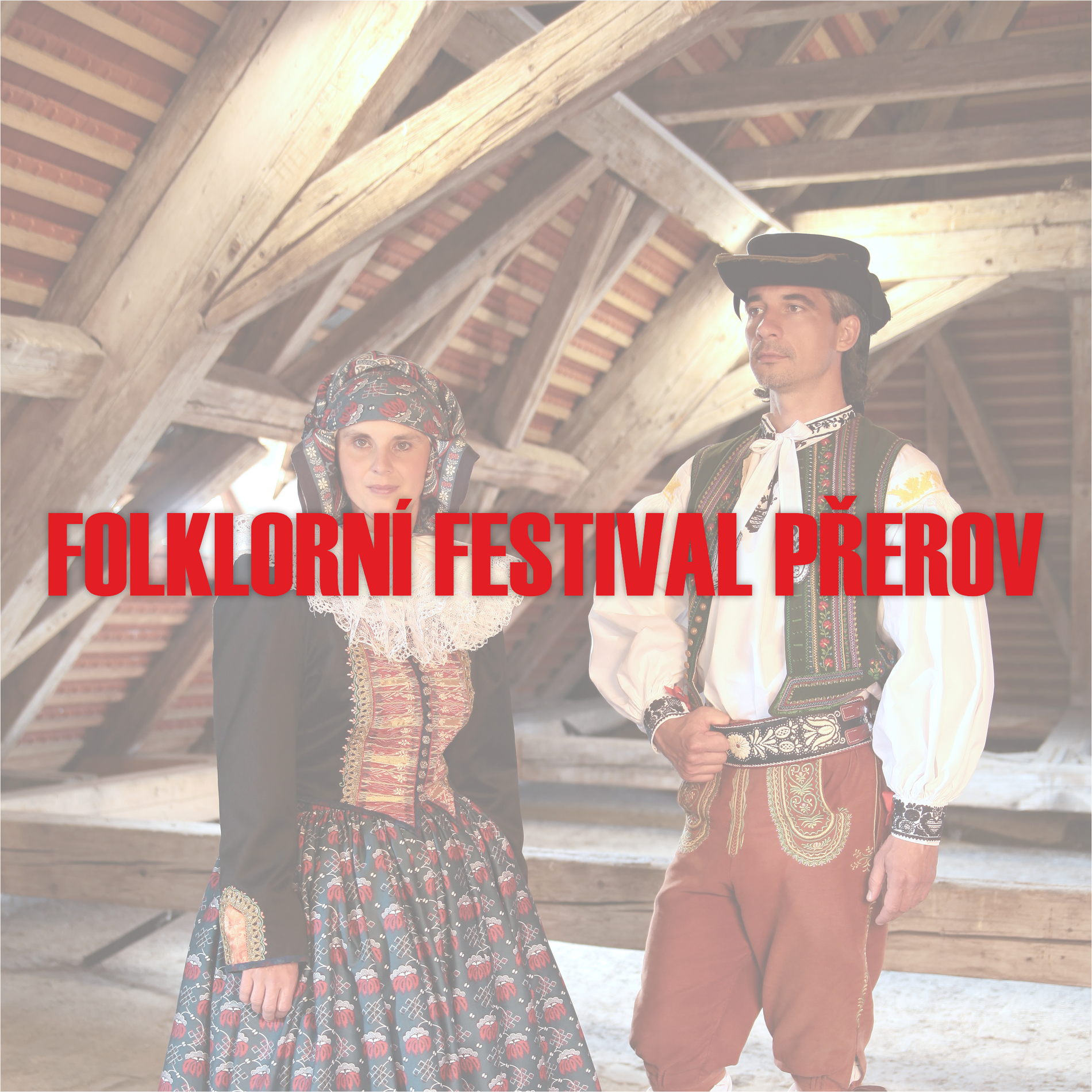 Folklorní festival Přerov 2021