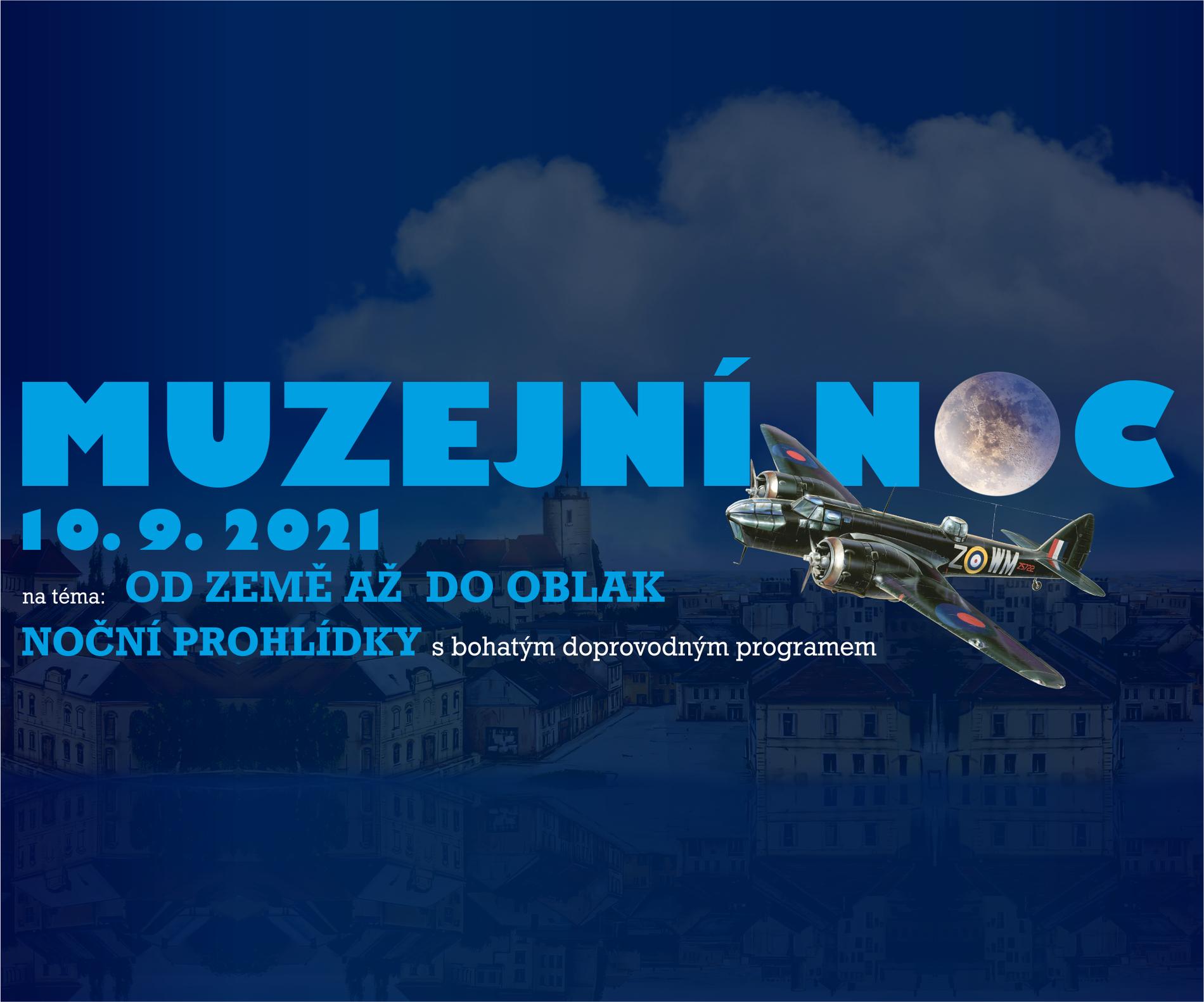 Muzejní noc 2021