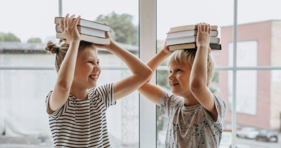 Současná literatura pro děti a její vliv na rozvoj čtenářství X.