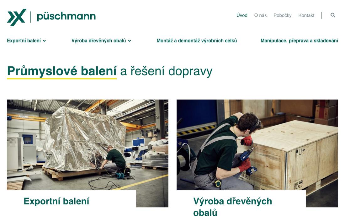 puschmann-homepage