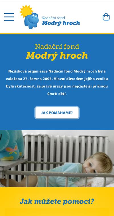 modryhroch-mobil