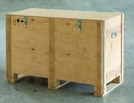 Dřevěné obaly 1