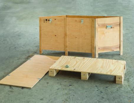 Dřevěné obaly 2
