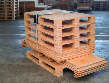 Dřevěné obaly 3