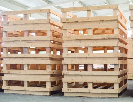 Dřevěné obaly 5