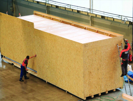Dřevěné obaly 8