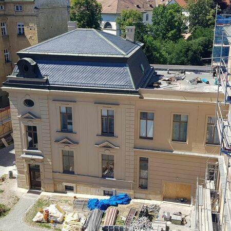 Strakova akademie – rekonstrukce