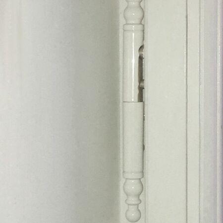 Okenní závěs EXPERT 13,5 s návleky RAL 9010