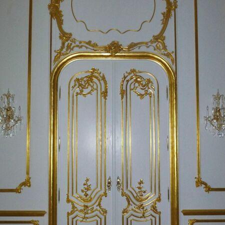 Interiérové dveře po rekonstrukci