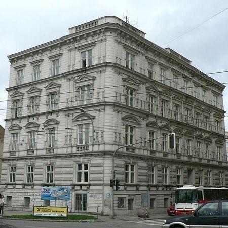 Bytový dům Brno, Bratislavská ul.