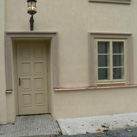 Zámeček – dveře