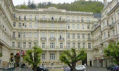 Grand hotel Pupp Karlovy Vary
