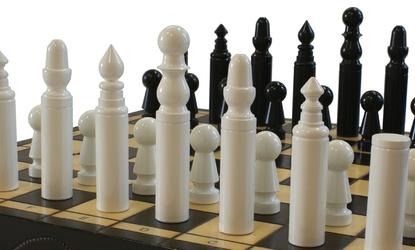 Inovace rychlejší než tah na šachovnici!
