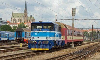 Lokomotivy CZ LOKO