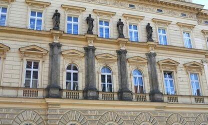 Gymnázium Botičská Praha