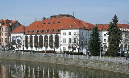 Jihočeské divadlo České Budějovice