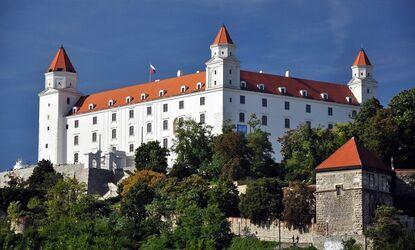 Bratislavský hrad Bratislava SR