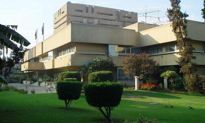 Velvyslanectví ČR Káhira Egypt
