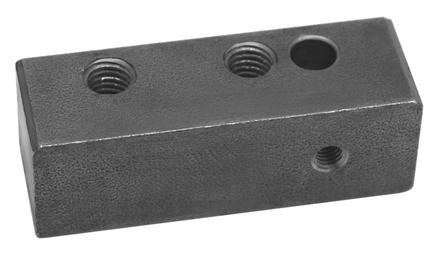 Držák závěsu 20x20 TRIO 15 Z+SH1