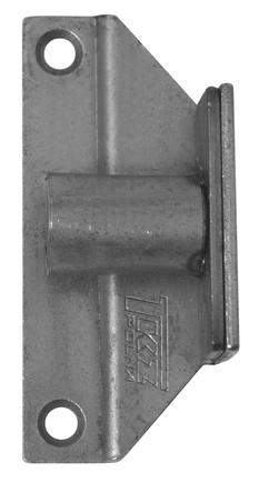 Držák závěsu M10x1 lomený