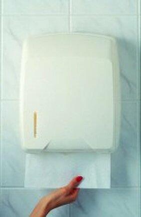 EKA zásobník papírových ručníků bílý