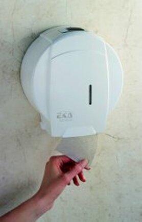 EKA zásobník toaletního papíru JUMBO bílý