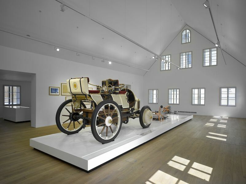 Muzeum v rodném domě Ferdinanda Porsche Vratislavice nad Nisou
