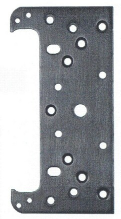Plech DX38/5,0
