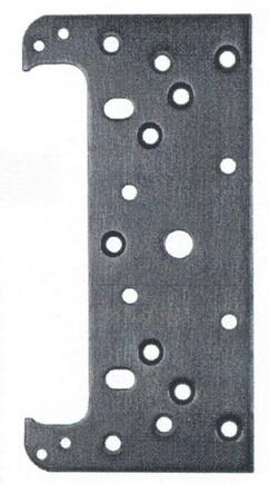 Plech DX38/8,0
