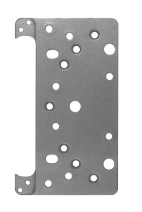 Plech DX40/4,5 (1-43/4,5 FX 1-60/4,5)