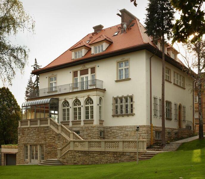 Steinova vila Praha