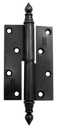 Závěs dveřní 120 UR14 L rovný
