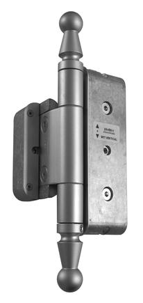 Závěs dveřní 3D - 20/18 UR01 S3