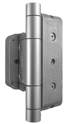 Závěs dveřní 3D - 20/18 UR24 S3