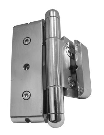 Závěs dveřní 3D - 20/18 UR25 S3