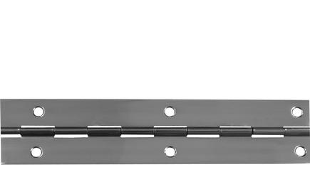 Závěs tyčový (pianový) NI 25x0,6x3500/70