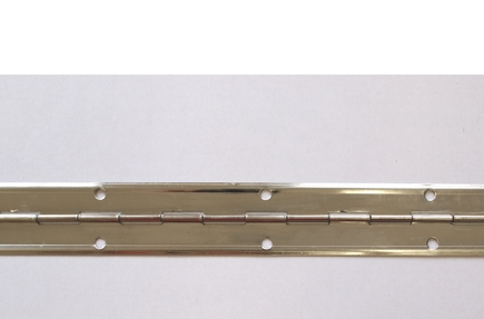 Závěs tyčový (pianový) NI 32x0,6x900/70 s prolisem