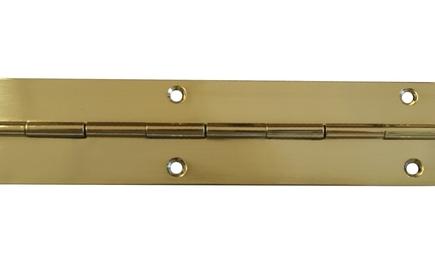 Piano hinge PMS 25x0,6x1980/60