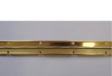 Závěs tyčový (pianový) PMS 40x0,6x3500/70 s prolisem