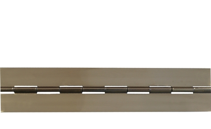 Piano hinge PN 25x0,6x3480