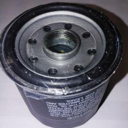 Filtr motorového oleje FO4015-1