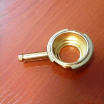 Hrdlo chladiče s trubičkou průměr 30mm