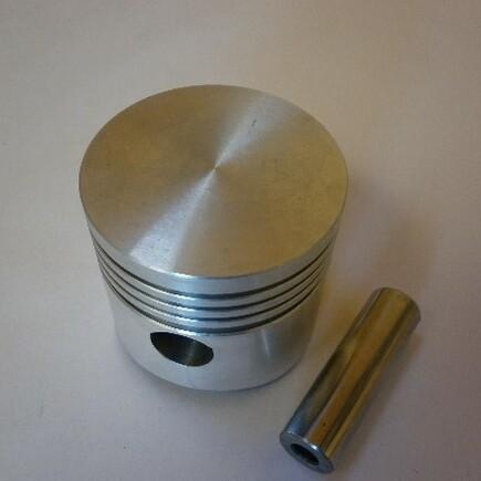 Píst Iseki K3A, Mitsubishi K3A, Satoh K3A, +0,5mm